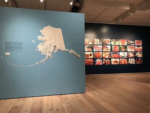 Anchorage Müzesi'nde Açılan