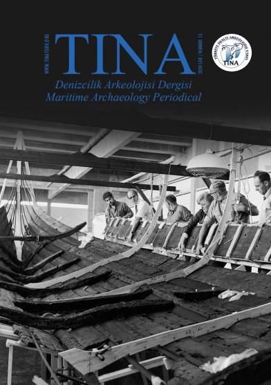 Denizcilik Arkeolojisi Dergisi'nin 13. Sayısında