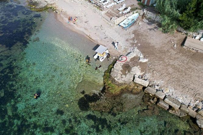 Kocaeli'nin Kandıra İlçesinde Bulunan Antik Kerpe Limanı'nda Sualtı Kazı ve Araştırma Çalışmaları Başladı.
